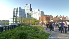 The High Line, NYC | smarksthespots.com