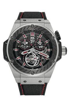 Hublot Big Bang King Power Tourbillon 48MM Black Ceramic Watch 707.ZM.1123.NR.FMO10 $199000