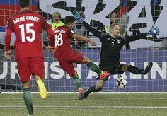 #Portugal consiguió su segunda goleada consecutiva: 0-6 a Islas Feroe