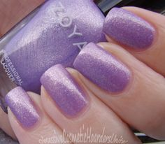 Obsessive Cosmetic Hoarders Unite!: NEW~ Zoya Awaken Collection For Spring Plus Monet Special Effect Topper (Nail Polish Pictures & Review)