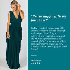 Maxi Dresses Emerald