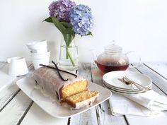 Super Simple Vanilla Bean Yoghurt Cake