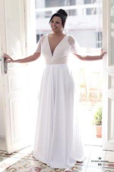 Plus size wedding gowns 2016 eti (2)