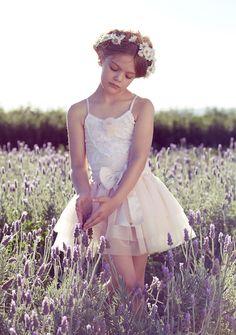 ON SALE THIS WEEKEND! Fashion kids - Tutu du Monde | Sweet Pea Tutu Dress - Milkshake - Deep In The Meadow - One Good Thread