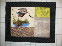 RMM Patchbox Quilt:  given to Tom Shepard