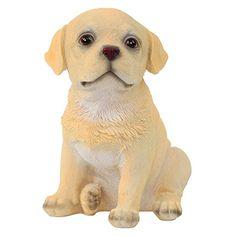 Figurine de Chiot Labrador Doré Réaliste en Résine - Posi... https://www.amazon.fr/dp/B01DTAWUF0/ref=cm_sw_r_pi_dp_l8kzxbQVQK5FS