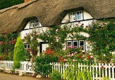 Heartfire At Home - Creating Interiors With Soul: English Cottages - Anyone Else Do This?