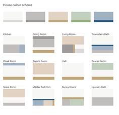 House colour ideas