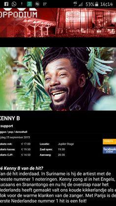 Naar Kenny b  Laat ma kommen.. :-)