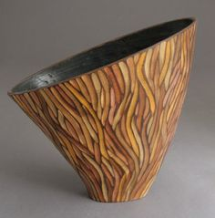 """""""Ben's Colors"""" ¦ carved Linden wood with stain ¦ Michael Bauermeister"""