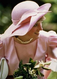 Diana in pink.. ♥ ♥ ♥