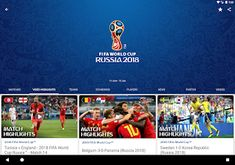 PC Software & Mobile Apps: 2018 FIFA World Cup Russia