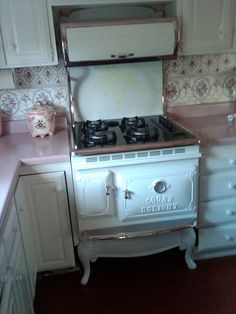 What do you think of our new/old stove?