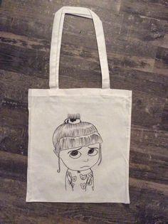 Plátěná taška - Agnes - Plátěné tašky - vinted.cz
