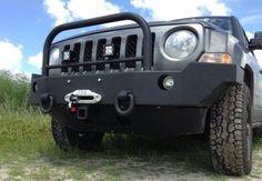 Front Winch Bumper Jeep Patriot                                                                                                                                                                                 More