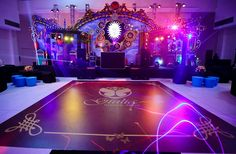 Palco festa Tomorrowland - Foto: Romariz Studio