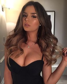 "Demi Rose Twitter'da: ""Love my new lighter Balayage by the best @nickylazou  Took us forever to get my black hair to where I wanted to be https://t.co/Oe3jMVoURA"""
