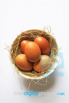 Henri Atamian Brown Eggs