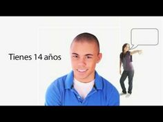 Learn Spanish 1.10 - The Family and Ages (part 1)