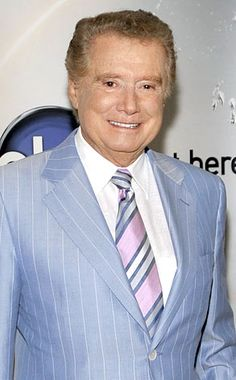 OMG! Regis Philbin is coming back to television!