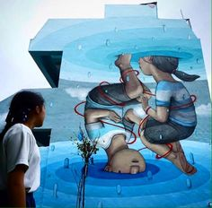 New wall by Seth GlobePainter in Taiwan - Aug 2015