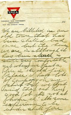 Two letters written by Robert Burns Florence in World War One show the dramatic change in him after doing battle at The Somme. British Armed Forces, Robert Burns, September 22, World War One, Letter Writing, Snail Mail, Florence, Military, Letters