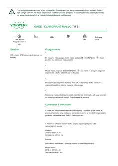 Przepisownia ghee klarowane masło 2011 12 14