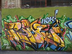 awesome Rime MSK SeventhLetter SanFrancisco Graffiti Art