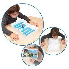 Juego del soplo, Juguete para niños con problemas de Comunicación, juguete adaptado para niños con problemas de Comunicación