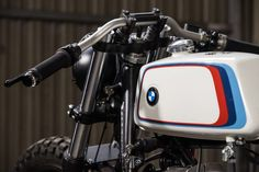 BMW R100 Bobber #58 Cafe Racer Dreams 2