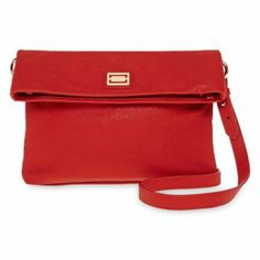 Red Foldover Crossbody (Liz Claiborne JCPenney) I would get it in Blue instead of Red though.