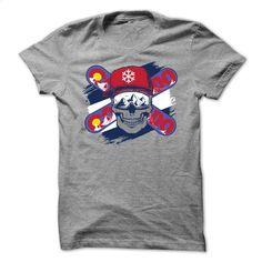 Colorado Snowboarding T Shirt, Hoodie, Sweatshirts - teeshirt dress #shirt #hoodie