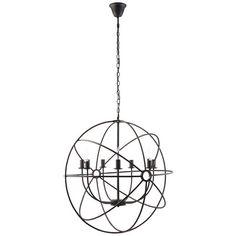 Modway Atom 7 Light Candle Chandelier & Reviews | Wayfair