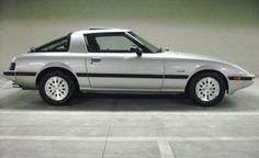 1984 Mazda RX-7 GSL SE. RX-7初代