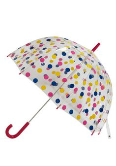 Candy Sprinkling Umbrella in Raspberry