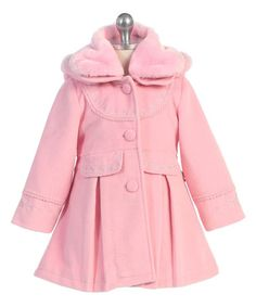 This Pink Dress & Coat - Toddler & Girls is perfect! #zulilyfinds