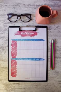 The Ultimate Guide to Fitness Planning + FREE Monthly Planner Printable