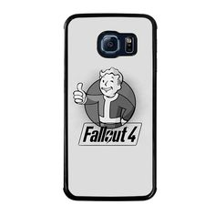 VAULT BOY TECH FALLOUT 4 Samsung Galaxy S6 Edge Case - Best Custom Phone Cover Cool Personalized Design – Favocase