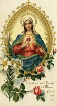 Novena for the Assumption of the Blessed Virgin Mary – Day 6 Blessed Mother Mary, Divine Mother, Blessed Virgin Mary, Virgin Mary Art, Religious Pictures, Religious Icons, Religious Art, Catholic Prayers, Catholic Art
