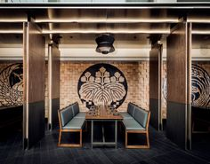 See the restaurants and bars shortlisted for an international design award: Kiyomi, Jupiters Hotel & Casino, Gold Coast by Luchetti Krelle and Steelman Partners