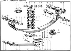 automobile chassis system - Google Search