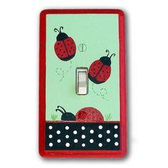 ladybug decor | Ladybug Parade Collection - Coordinates with Jojo Designs Ladybug ...