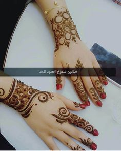 Hassanツ Latest Henna Designs, Mehndi Designs Book, Mehndi Designs 2018, Modern Mehndi Designs, Finger Henna Designs, Mehndi Designs For Girls, Mehndi Designs For Fingers, Beautiful Henna Designs, Mehndi Designs For Hands