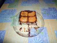 charlotte au chocolat version petit beurre