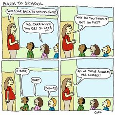 Back to School! See more at momcomic.com