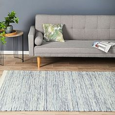 Grey Loki Scandinavian Wool Flat Woven Rug by Network Rugs. Get it now or find more All Rugs at Temple & Webster. Black Rug, Black Wool, Transitional Rugs, Natural Rug, Grey Rugs, Rugs Online, Boutique, Modern Rugs, Contemporary Decor