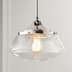 Modern Diner Pendant Light - Shades of Light