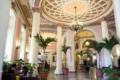 Hotel Plaza,Old Havana Cuba