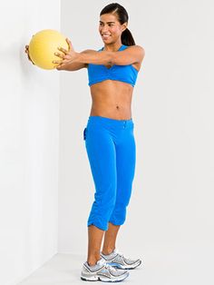 Medicine Ball Tap  15 minute abs