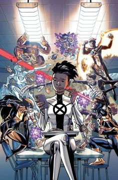 Where The Kids Look Like Kids – The All New X-Men Annual #1, Reviewed